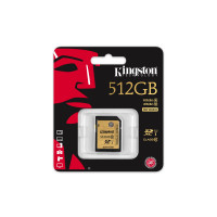 Kingston Profesional SDA10 SDHC 512GB Class 10 Speicherkarte-22