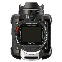Ricoh WG-M1 ActionCam inkl. Fahrradhalterung 14 Megapixel 1,5 Zoll Display Wasser-/Stoßfest HDMI USB 2.0 schwarz-22