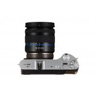 Samsung NX300M kompakte Systemkamera (20,3 Megapixel, 2-fach opt. Zoom, 8,4 cm (3,3 Zoll) Touchscreen) inkl. 18-55 mm OIS i-Function Objektiv braun-22