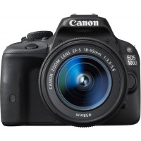 Canon EOS 100D Kit + EF-S 18-55 DC III-21