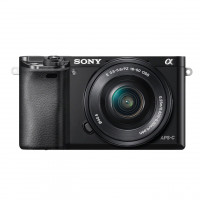 "Sony Alpha 6000 Systemkamera (24 Megapixel, 7,6 cm (3"") LCD-Display, Exmor APS-C Sensor, Full-HD, High Speed Hybrid AF) inkl. SEL-P1650 Objektiv schwarz-22"