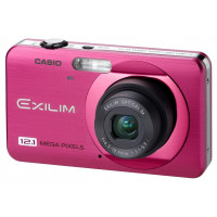 Casio EXILIM EX-Z90 PK Digitalkamera (12,1 Megapixel, 3-fach opt. Zoom, 6,9 cm (2,7 Zoll) Display) pink-22