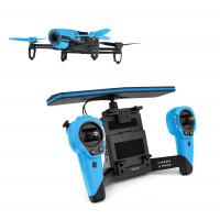 Parrot Bebop Drohne + Parrot Skycontroller blau-21