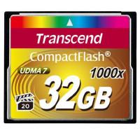 Transcend CF 1000X 32GB, TS32GCF1000-21