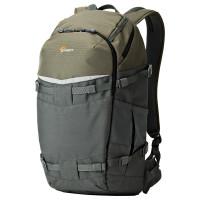 Lowepro LP37016-PWW Flipside Trek Kameratasche BP 450 AW grau/dunkelgrün-21