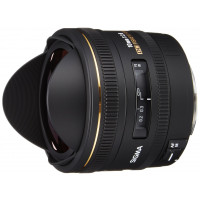 Sigma 10 mm F2,8 EX DC Fisheye HSM-Objektiv (Gelatinefilter) für Canon Objektivbajonett-22
