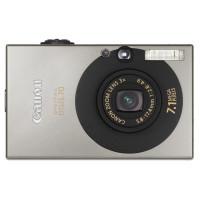 Canon IXUS 70 Digitalkamera (7 Megapixel, 3-fach opt. Zoom, 6,4 cm (2,5 Zoll) Display) silber-schwarz-22