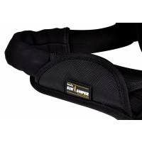 Carat Tough Bag Umhängetasche Medium mit Sniper Taschen-Tragegurt und Regenhüller für SLR und Systemkameras-22
