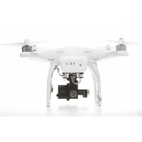 DJI DJIP2H3 Phantom 2 UAV Aerial Quadrocopter Drohne mit Zenmuse H3-3D Gimbal Actionkamera Halterung für GoPro Hero2/3/3+ weiß-22