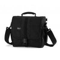 Lowepro Adventura 170 SLR-Kameratasche (für SLR mit angesetztem Standardobjektiv und 2 zusätzliche Objektive) schwarz-22