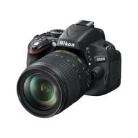 Nikon D5100 SLR-Digitalkamera (16 Megapixel, 7.5 cm (3 Zoll) schwenk und drehbarer Monitor, Live-View, Full-HD-Videofunktion) Kit inkl. AF-S DX 18-105 mm VR (bildstb.)-22