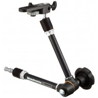 Manfrotto Magic Arm Festst,-Knopf+143Bkt-22