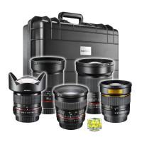 Walimex Pro Canon Vollformat Komplett Set-21