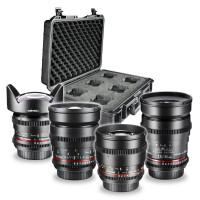 Walimex Pro Video und Foto-Objektiv-Set FF Basisset für Sony E-Mount Bajonett (35 mm 1:1,5 Objektiv, 85 mm 1:1,5 Objektiv, Weitwinkelobjektiv 14 mm 1:3,1, 24 mm 1:1,5 Objektiv und Objektivkoffer)-22
