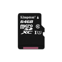 Kingston Industrial Temperature Micro SDXC UHS-I 64GB Class 10 Speicherkarte (nur karte)-22