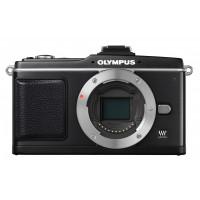 Olympus PEN E-P2 Systemkamera (12,3 Megapixel, 7,6 cm Display, Bildstabilisator) Gehäuse schwarz-22