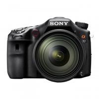 Sony SLT-A77VQ SLR-Digitalkamera (24 Megapixel, 7,6 cm (3 Zoll) Display, bildstabilisiert) Kit inkl. SAL 16-50mm DT F2.8 SSM Objektiv schwarz-22