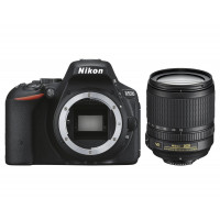 Nikon D5500 SLR-Digitalkamera (24,2 Megapixel, 8,1 cm (3,2 Zoll) Touchscreen-Display, 39 AF-Messfelder, ISO 100-25.600, Full-HD-Video, Wi-Fi, HDMI) Kit inkl. DX 18-105 mm VR Objektiv schwarz-22
