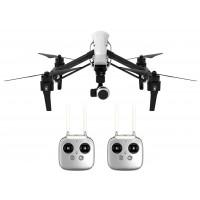 DJI DJIIN2R Inspire 1 Aerial UAV Quadrocopter Drohne mit Integrierter 4K, Full-HD Videokamera, 2x Digitalen Fernsteuerung schwarz/weiß-22