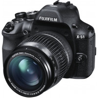 Fujifilm X-S1 Bridge-Kamera (12 Megapixel CMOS, 7,6 cm (3 Zoll) Display, Full-HD Video, bildstabilisiert) inkl. FUJINON Objektiv mit 26-fach Zoom schwarz-22