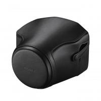 Sony LCJ-RXE hochwertige Polyurethan Kameratasche mit Schlaufe und Abdeckung für DSC-RX10 Cybershot-22