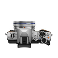 Olympus OM-D E-M10 Mark II Systemkamera (16 Megapixel, 5-Achsen VCM BildsTabilisator, elektronischer Sucher mit 2,36 Mio. OLED, Full-HD, WLAN, Metallgehäuse) Kit inkl. 14-42mm Objektiv fuchsbraun-22