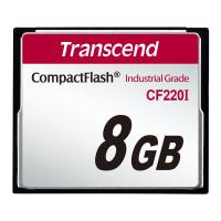 TRANSCEND CFCard 8GB Industrial UDMA5-21