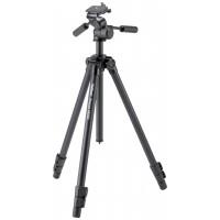 Velbon Sherpa 5350 D Aluminium Dreibein-Stativ mit PH-G50D Kopf (Höhe 169,8 cm, Belastbarkeit 3 kg)-21