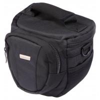 """Kameratasche """"""""EasyLoader"""""""" Colttasche für DSLR und Systemkamera (Universaltasche inkl. Schnellzugriff, Staubschutz, Tragegurt und Zubehörfach) schwarz, 15,5 x 15 x 10,5 cm-21"""
