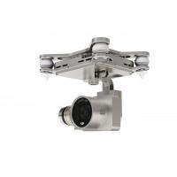DJI Phantom 3 Professional UAV Aerial Quadrocopter Drohne mit Integrierter 4K Kamera und Gimbal zur Bildstabilisierung Weiß/Gold-22
