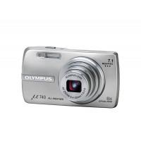 Olympus MJU 740 / Stylus 740 Digitalkamera Moonlight Silver-22
