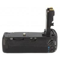 Profi Batteriegriff für Canon EOS 70D wie der BG-E14 für 2x LP-E6 und 6 AA Batterien-22