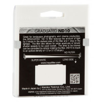 Hoya YPNDGR1077 Grad ND-Filter (Neutral Density 10, 77mm)-22