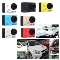 SJCAM SJ5000 WiFi Sport Kamera Novatek 96655 14MP FHD1080P, großer Sichtwinkel, 170°, 2,0 Zoll) TFT Monitor (LCD, wasserdicht, Kamera HD Dashcam DVR mit einem kompletten Satz von Zubehör, Schwarz-22