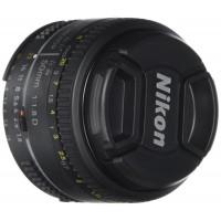 Nikon AF Nikkor 50mm 1:1,8D Objektiv (52mm Filtergewinde)-22