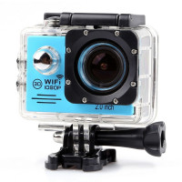 KIPTOP Wasserdicht WI-FI Action Kamera 2 Zoll HD Bildschirm Sport Camera-22