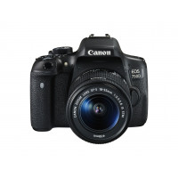 Canon EOS 750D / Rebel T6I / EOS KISS X8I 18-55 / 3.5-5.6 EF-S IS STM ( 24.7 Megapixel (3 Zoll Display) )-22