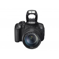 Canon 700D EF-S 18 135 mm IS STM SLR-Digitalkamera (18 Megapixel, Schwarz-22