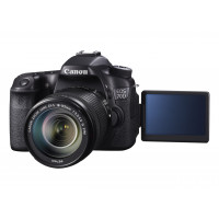 Canon 18-135 mm 70D F3/F-3 5-5.6 IS STM Kompaktkamera 20.2 Megapixel), Schwarz (Zertifiziert und Generalüberholt)-22