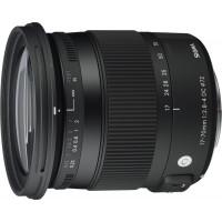 Sigma 17-70 mm f2,8-4,0 Objektiv (DC, Makro, OS, HSM, 72 mm Filtergewinde) für Canon Objektivbajonett-22