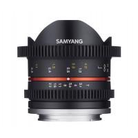 SAMYANG 14008T3.1SE T3.1 Cine UMC FISH-EYE II Objektiv für Anschluss Sony E-Mount (8mm)-22