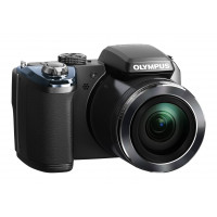 Olympus SP-820 Digitalkamera (14 Megapixel, 40-fach opt. Zoom, 7,6 cm (3 Zoll) LCD-Display) inkl. Batterien schwarz-22