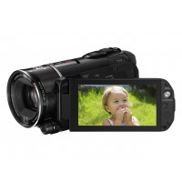 Canon LEGRIA HF S21 AVCHD-Camcorder (Dual-Flash-Memory, 10-fach opt. Zoom, 8,8 cm (3,5 Zoll) Display) schwarz-22