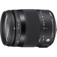 Sigma 18-200mm F3,5-6,3 DC Makro HSM Objektiv (Filtergewinde 62mm) für Sony Objektivbajonett-22