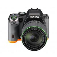 Pentax K-S2 Spiegelreflexkamera (20 Megapixel, 7,6 cm (3 Zoll) LCD-Display, Full-HD-Video, Wi-Fi, GPS, NFC, HDMI, USB 2.0) Kit inkl. 18-135mm WR-Objektiv schwarz/orange-22