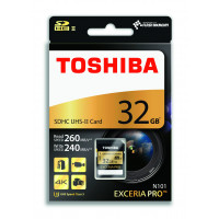 Toshiba High Speed M102 Speicherkarte microSDHC gold 32 gb-22