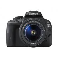 Canon 8576B030 Digitalkamera Reflex EOS 100D+18 schwarz-22