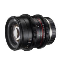 Walimex Pro 21149 50/1,3 VCSC Objektiv für MFT Bajonett-22