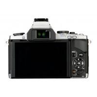 Olympus E-M5 OM-D kompakte Systemkamera (16 Megapixel, 7,6 cm (3 Zoll) Display, bildstabilisiert) inkl. Objektiv M.Zuiko Digital ED 12-50mm silber-22
