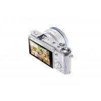 Samsung NX3000 Smart Systemkamera (20,3 Megapixel, 7,5 cm (3 Zoll) Display, Full HD Video, WIFi, NFC, Adobe Photoshop Lightroom 5, inkl. 16-50 mm OIS i-Function Power-Zoom-Objektiv) weiß-22